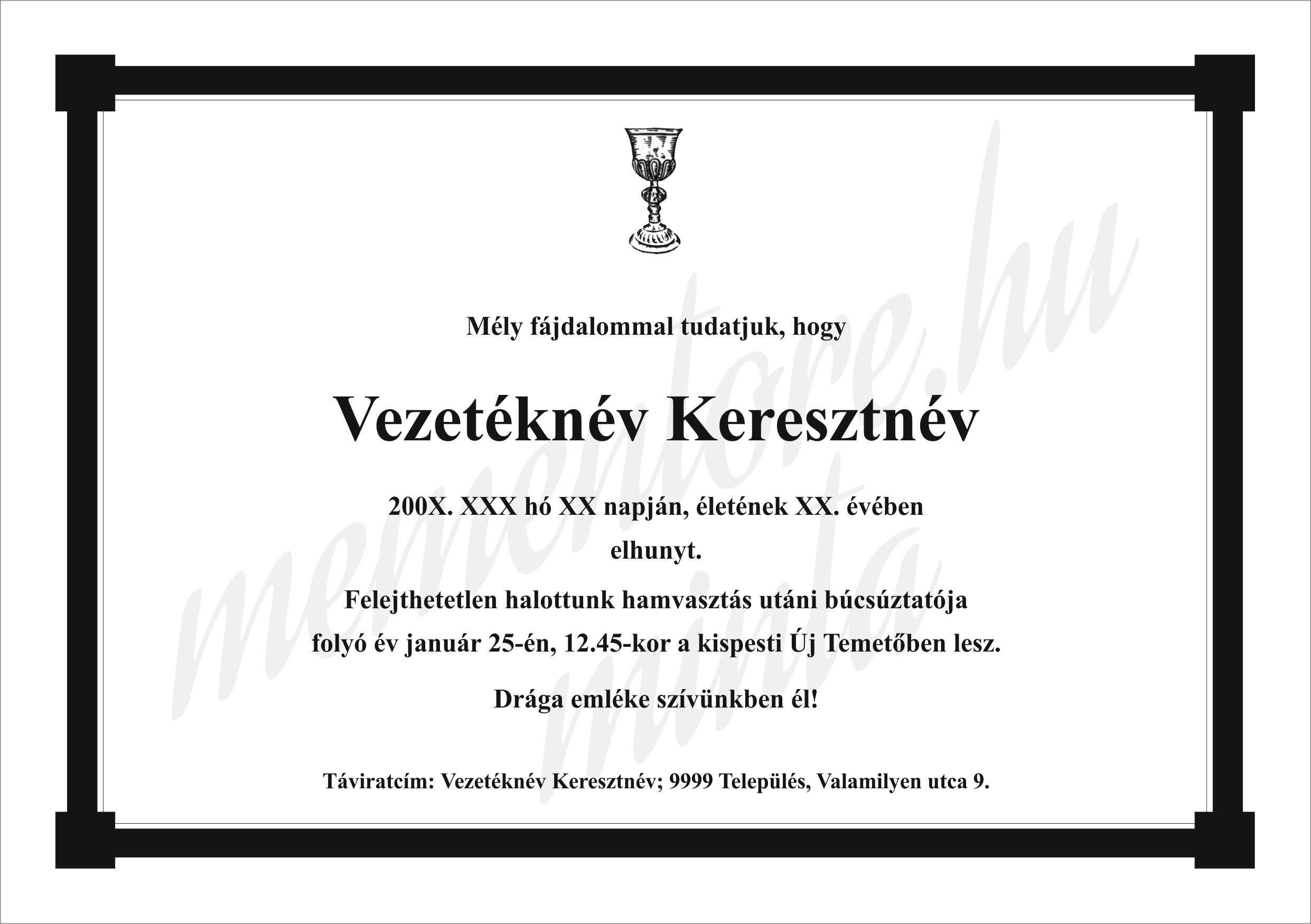 Gyaszertesito_A5011_kehely_sarkos_keret