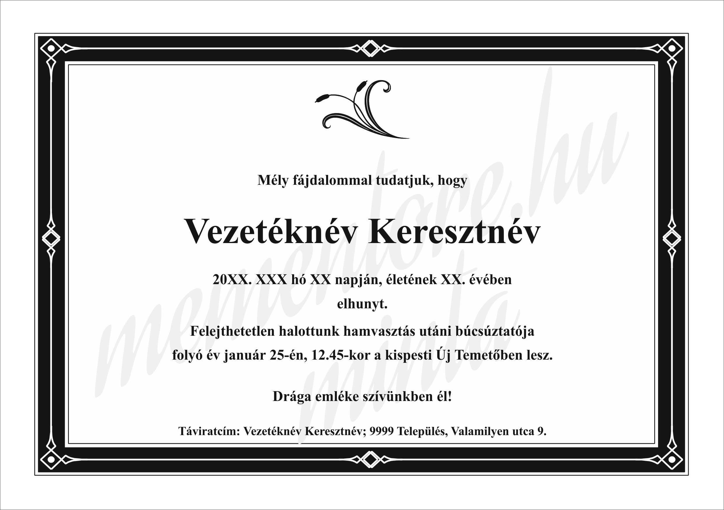 Gyaszertesito_A5017_miveskerettel_novenyiminta