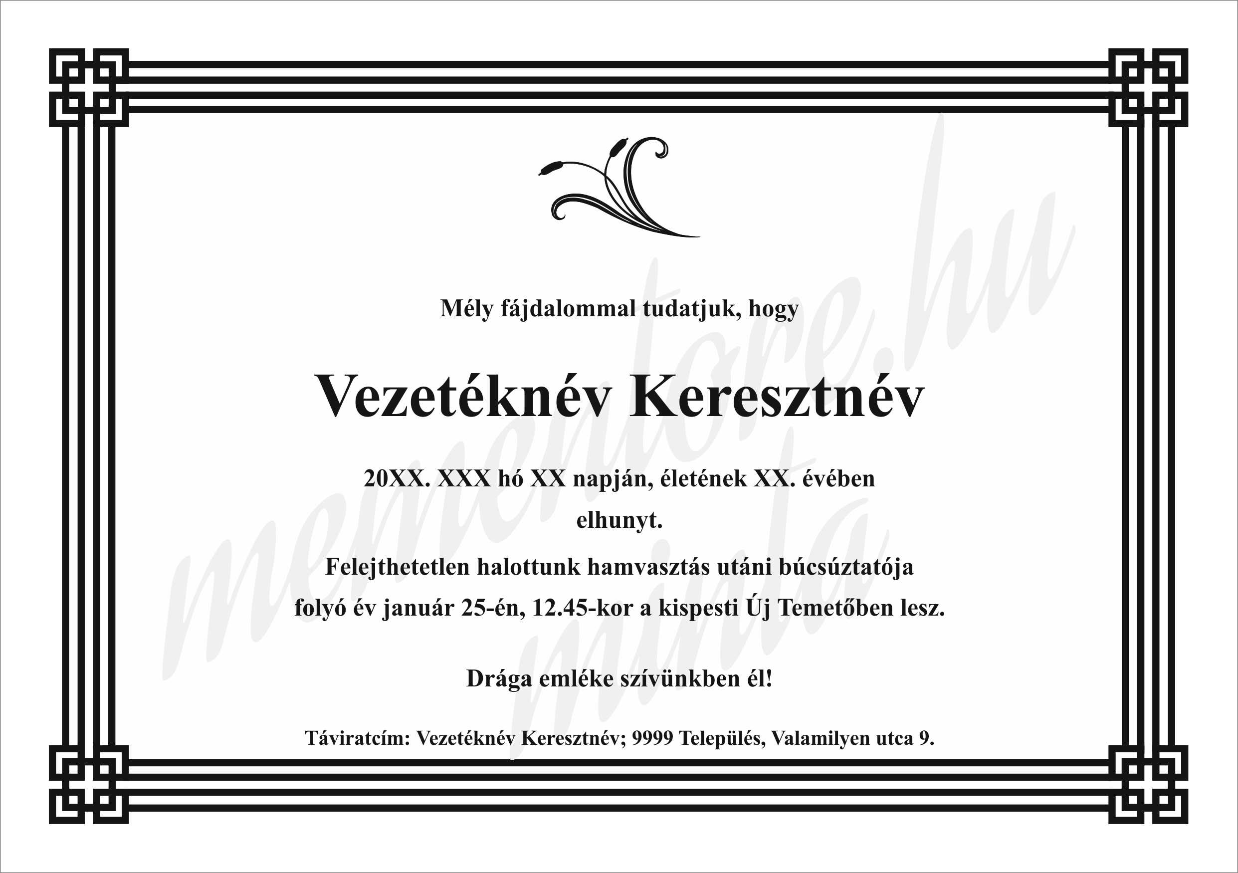 Gyaszertesito_A5017_geometrikuskeret_novenyiminta