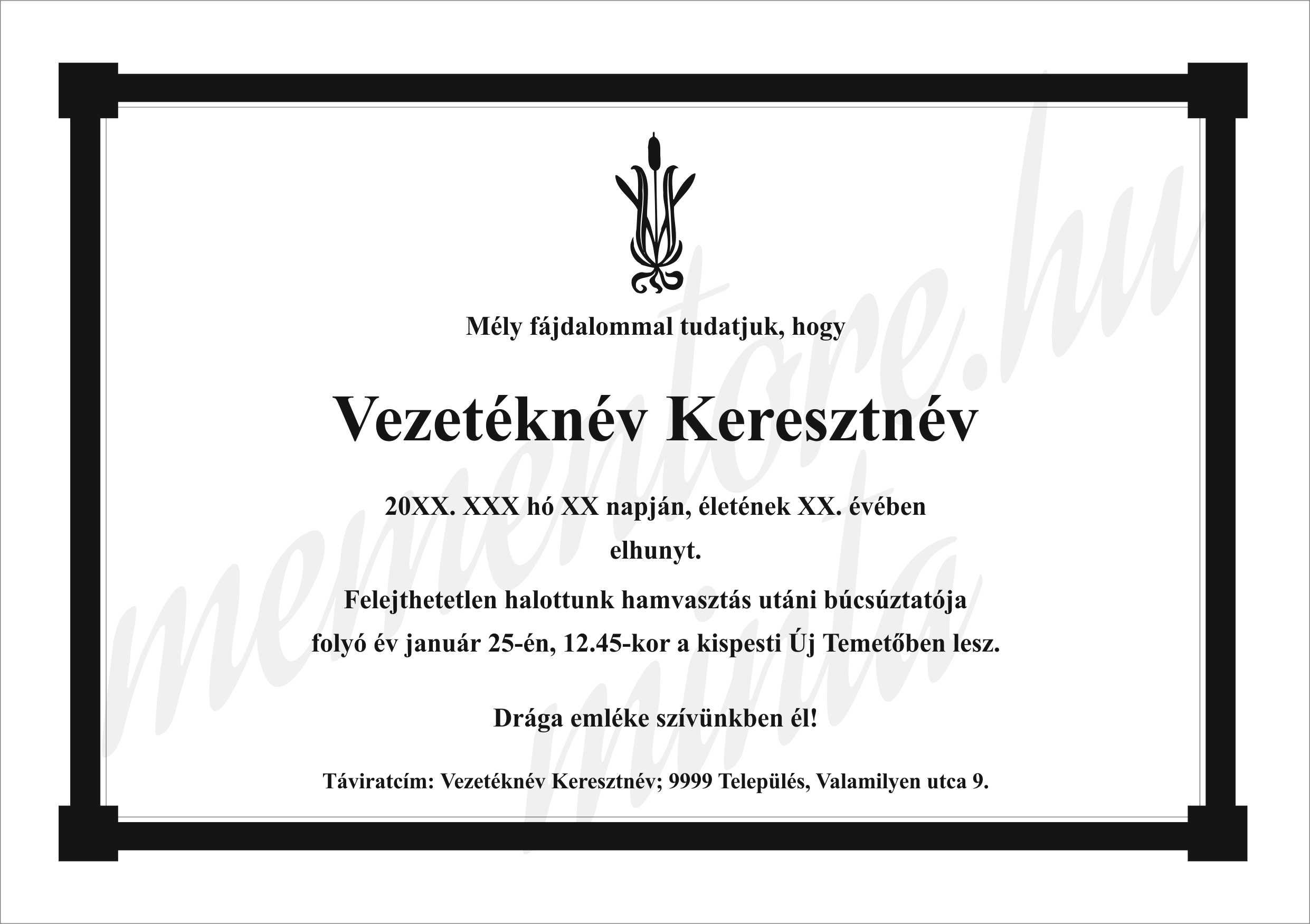 Gyaszertesito_A5020_sarkoskeret_nadszal